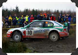 Hyundai Accent WRC2, Alister McRae, Great Britain