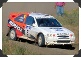 sainz escort wrc