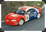 Hyundai Coupe Kit Car, Alister McRae, San Remo 199