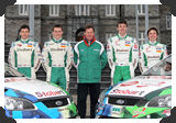 2009 Stobart drivers