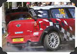 Mini WRC rear