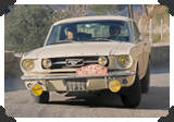 Ford Mustang, Monte Carlo Rally 1966
