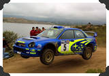Richard Burns - Argentina 2001