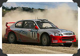 Accent WRC3, Freddy Loix, New Zealand 2003