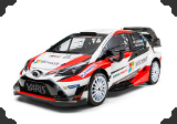 Toyota Yaris WRC