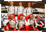 2019 Toyota drivers