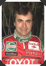 1992 FIA World Rally Champion, Carlos Sainz