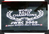 Daniel Sordo - 2005 JWRC champion
