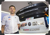Ogier's 100th