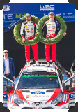 Lappi's maiden WRC win