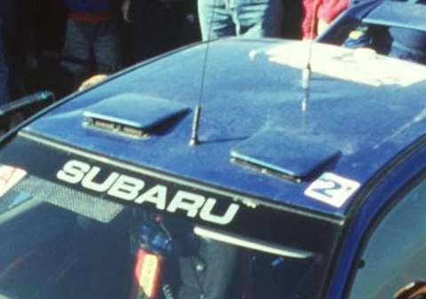 Juwra Com Subaru Rally Car Recognition Guide